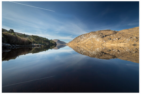 Glenveagh Mountain Reflections